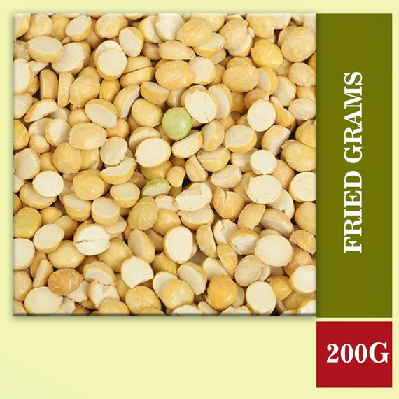 Fried Gram(Pottu kadalai) 250 gm - Buythevalue.in