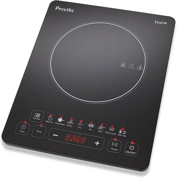 Preethi Indicook Excel Plus Induction Cooktop get best offers deals free and coupons online at buythevalue.in
