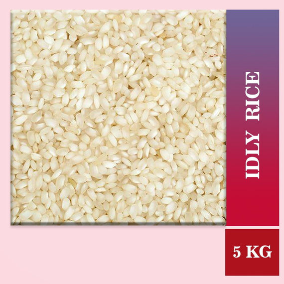 Idly Rice 5 Kg - Buythevalue.in