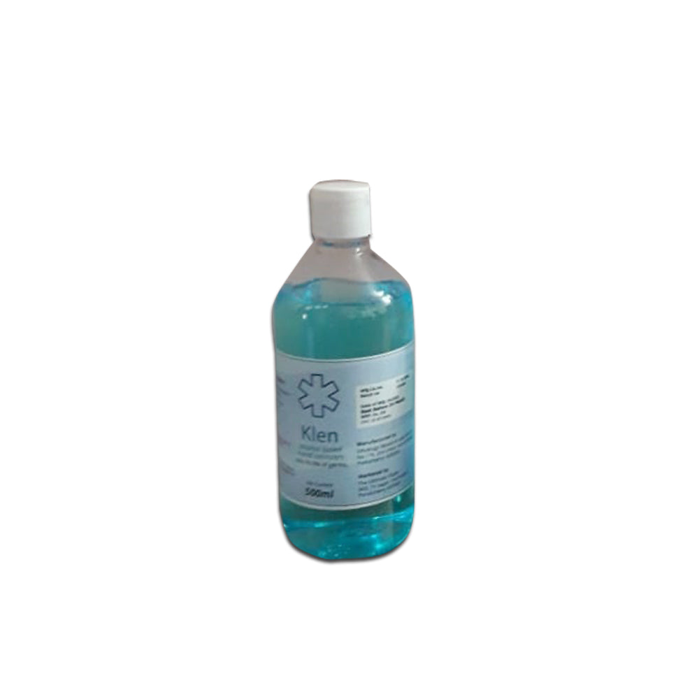 Klen Brand Alcohol Based Sanitizer 100 ml
