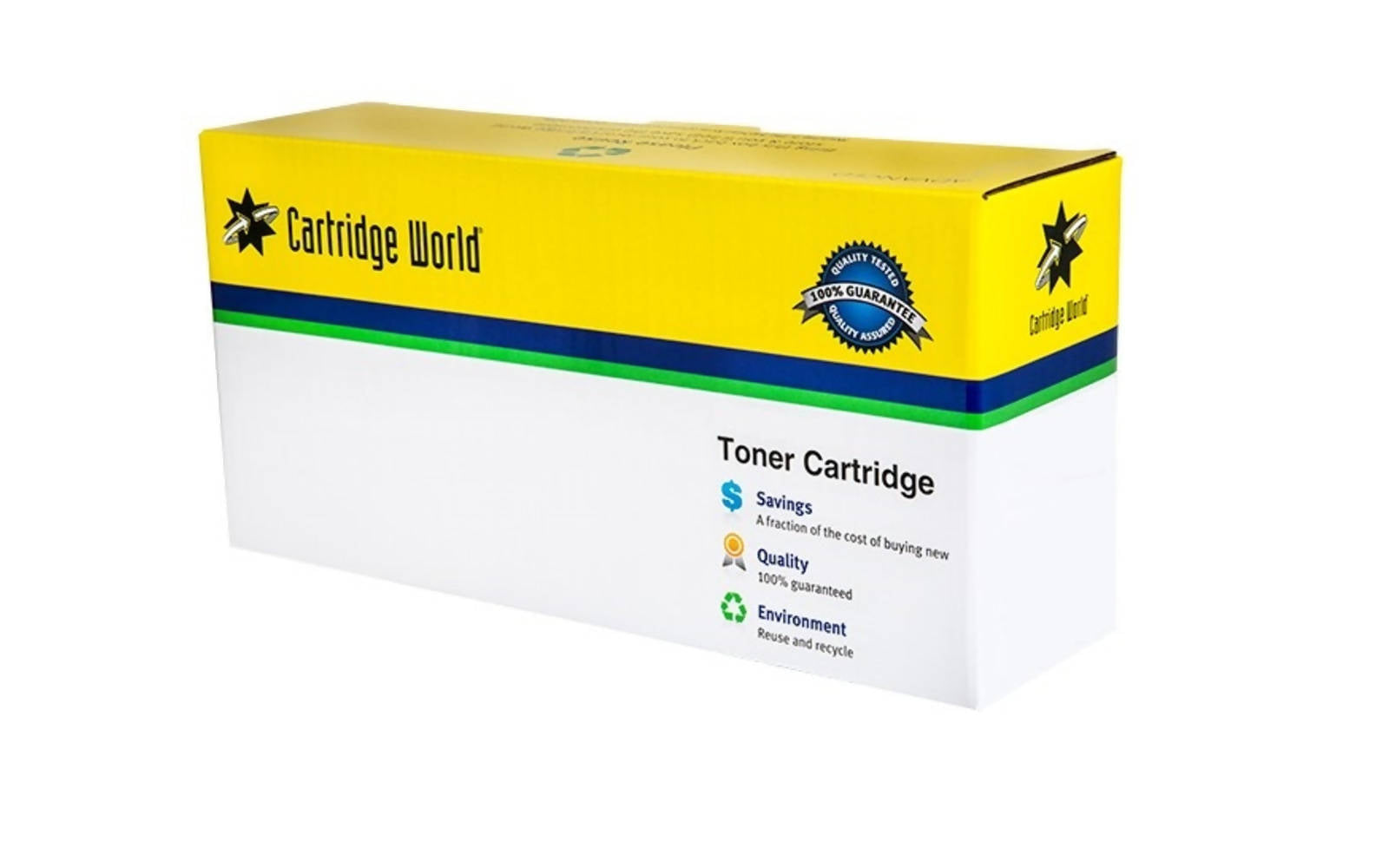 Cartridge World Replacement for Canon CRG925 Black Toner Cartridge (CWC-CRG925) - 2100 Pages