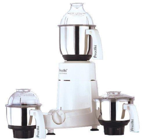 Preethi Chef Pro 5 Years Mixer Grinder get best offers deals free and coupons online at buythevalue.in