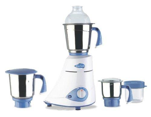 Preethi Blue Leaf Silver Mixer Grinder get best offers deals free and coupons online at buythevalue.in
