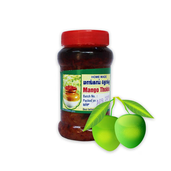 Kumbakonam Special Mango Pickle 300 gms - Buythevalue.in