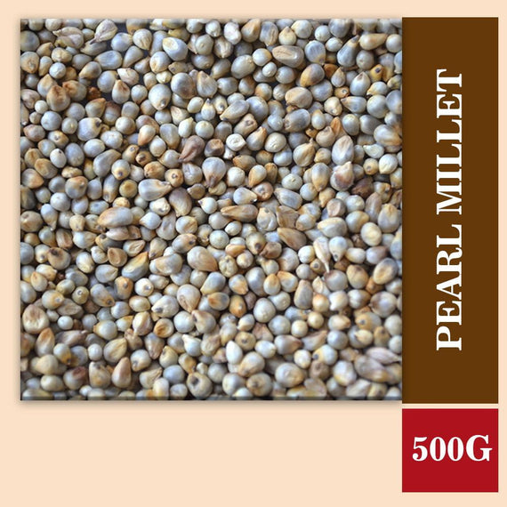 Pearl Millet (Kambu) 500 gm - Buythevalue.in