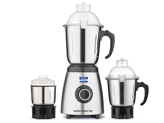Super Smart Mixer Grinder 800 W 3SS Jars get best offers deals free and coupons online at buythevalue.in