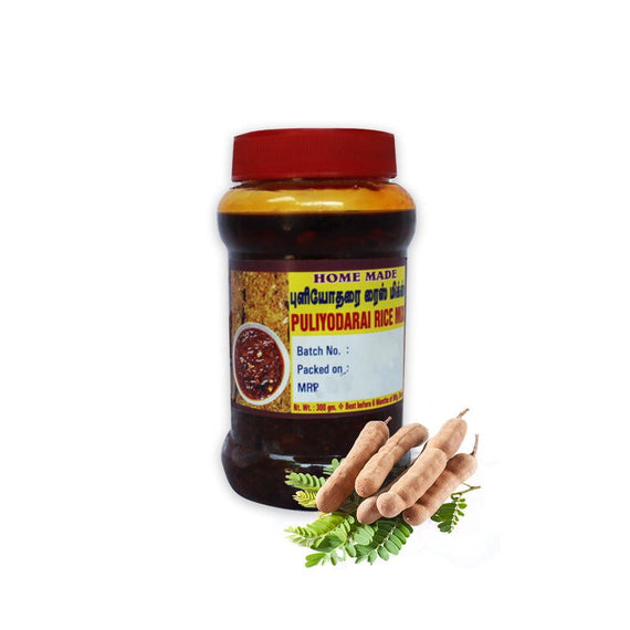 Kumbakonam Special Puliyogare Mix, 300 Gms - Buythevalue.in