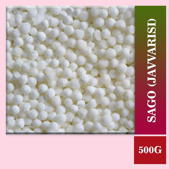 SAGO BIG (Javvarisi) 500 gm - Buythevalue.in