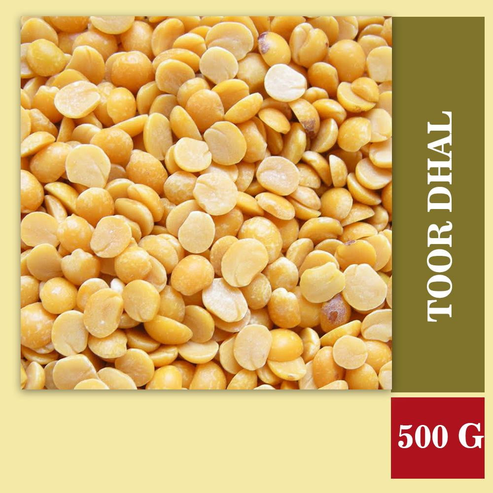 Toor dal 500 gm - Buythevalue.in