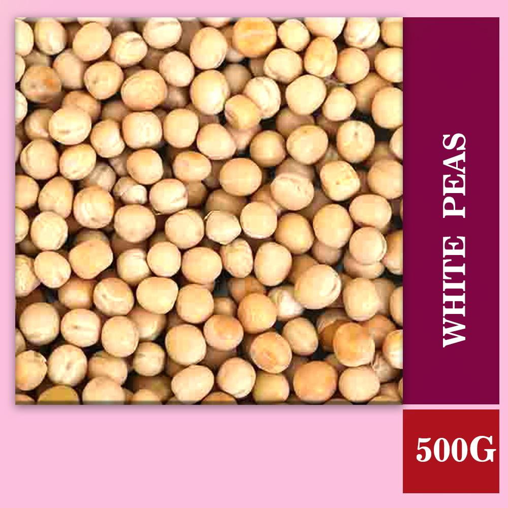 White Peas (Vellai Pattani) 500 gm - Buythevalue.in