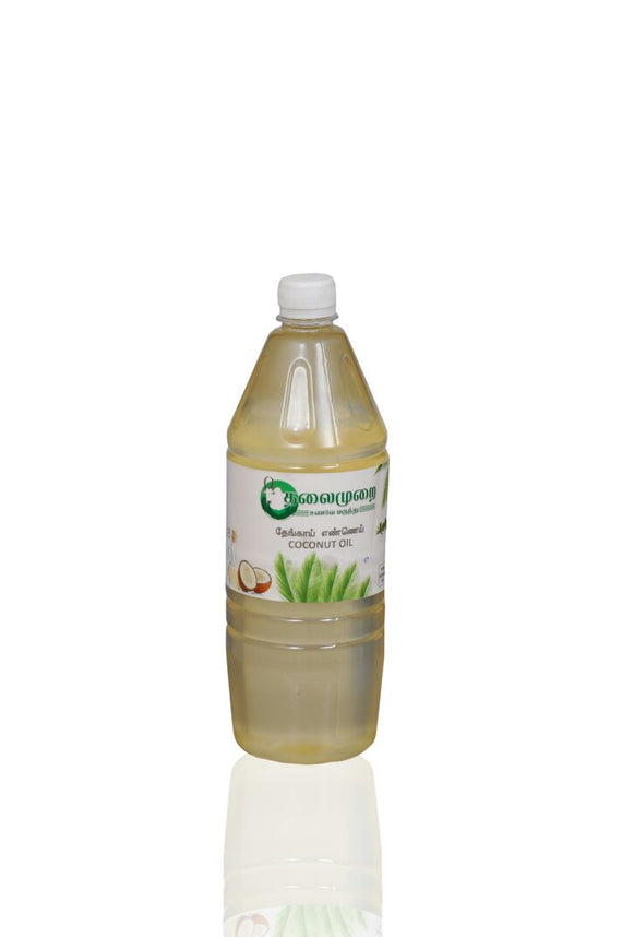 Thalaimurai Special Chekku Coconut Oil 500 mlget best offers deals free and coupons online at buythevalue.in