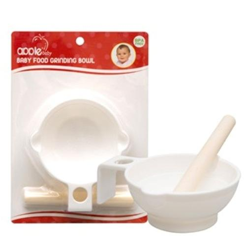 Apple Baby Grinding Bowl get best offers deals free and coupons online at buythevalue.in