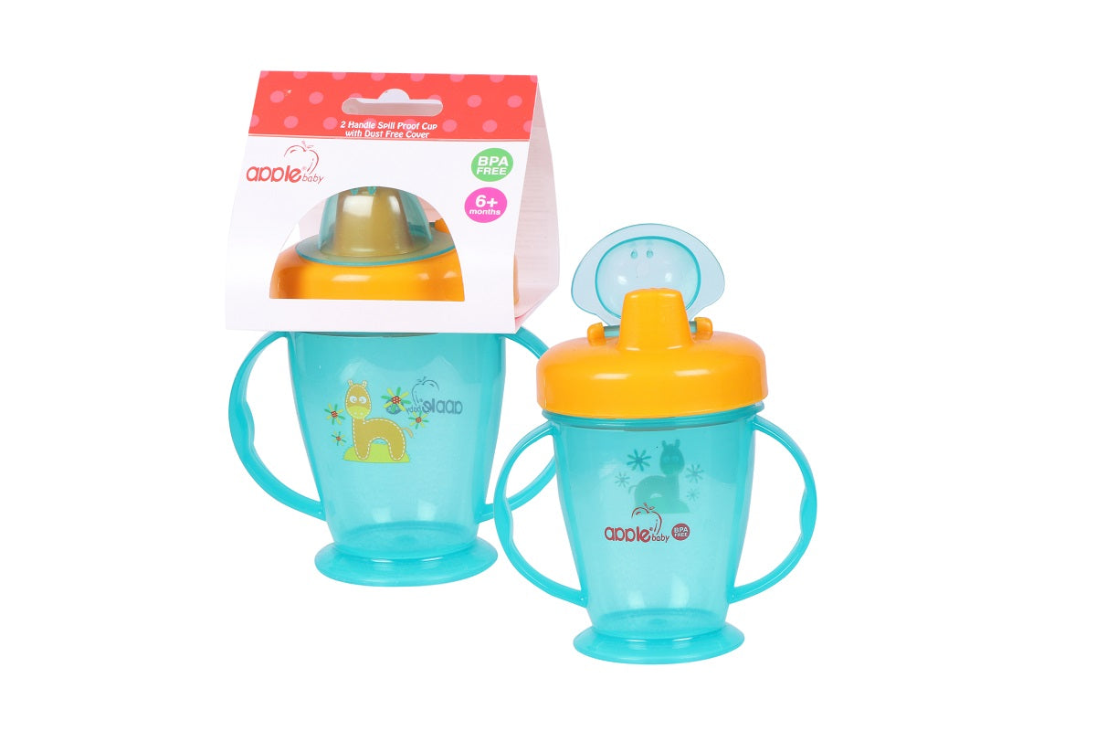 Apple Baby Sipper Blue with Orange-AC255 get best offers deals free and coupons online at buythevalue.in