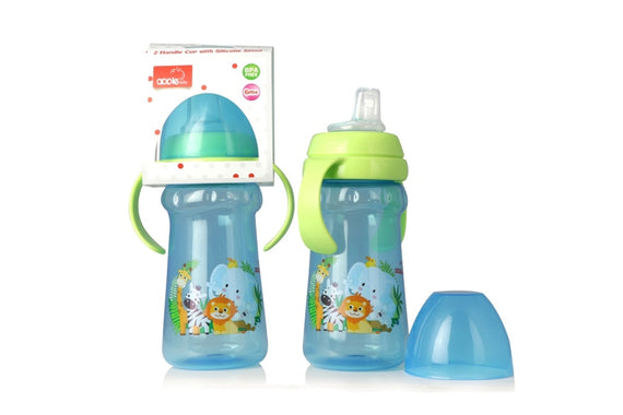 Apple Baby Sipper Blue-AC275 get best offers deals free and coupons online at buythevalue.in