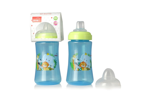 Apple Baby Sipper Blue-AC276 get best offers deals free and coupons online at buythevalue.in