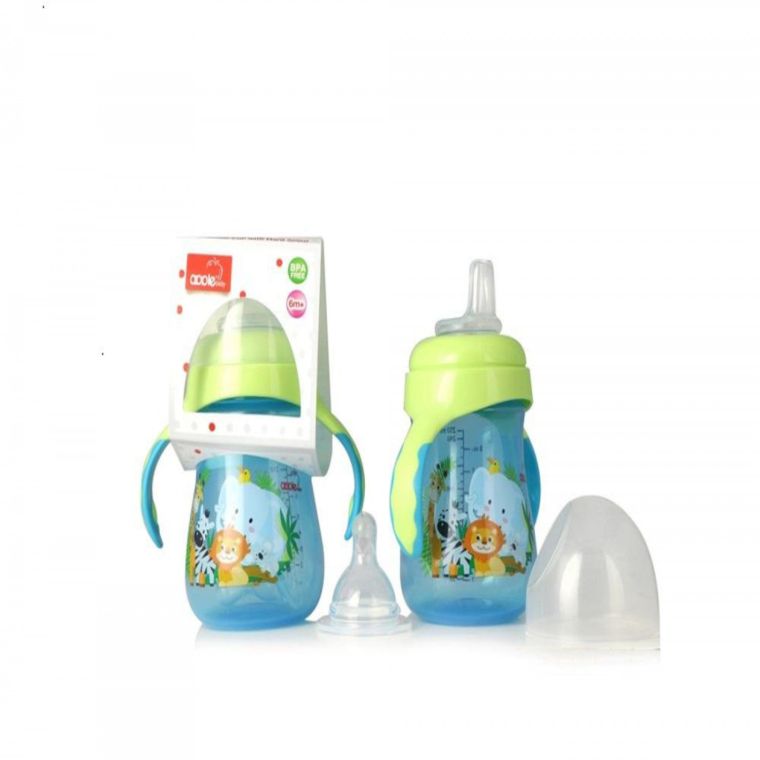 Apple Baby Sipper Blue-AC278 get best offers deals free and coupons online at buythevalue.in