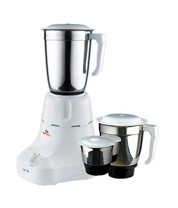 Bajaj GX07GXMG-Mixer Grinder get best offers deals free and coupons online at buythevalue.in