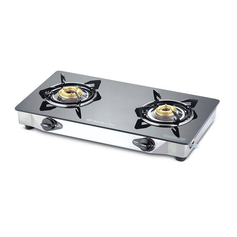 Bajaj MCGXECO-Gas Stove get best offers deals free and coupons online at buythevalue.in