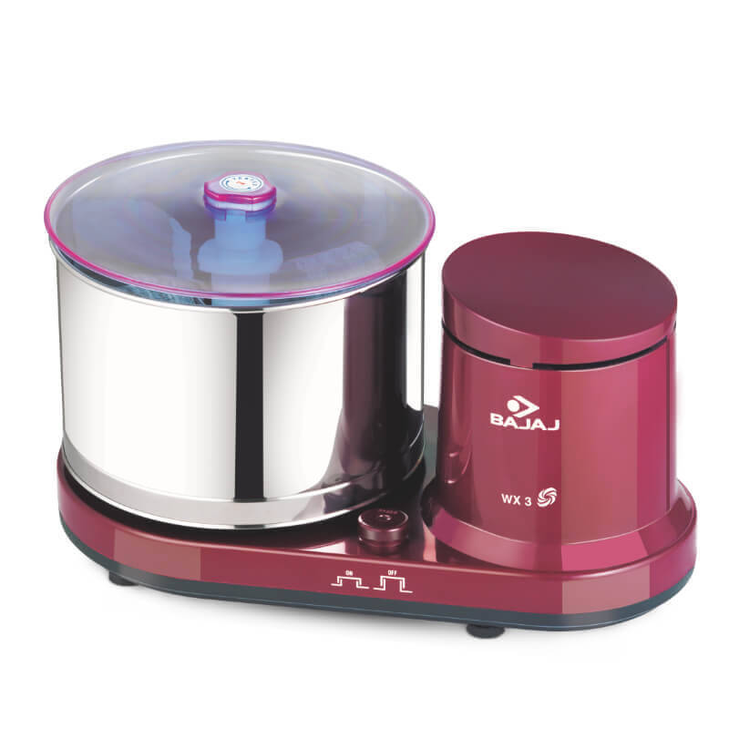 Bajaj WX-3 Wet GrindetGrinder WitWETG get best offers deals free and coupons online at buythevalue.in