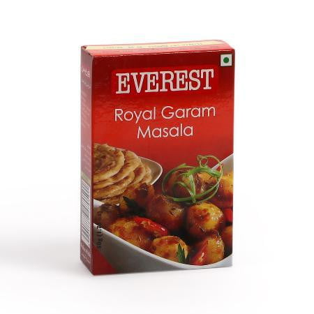 Everest Royal Garam Masala 50 gm - Buythevalue.in