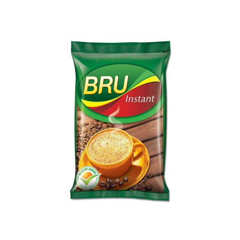BRU Instant coffee 100 gm - Buythevalue.in