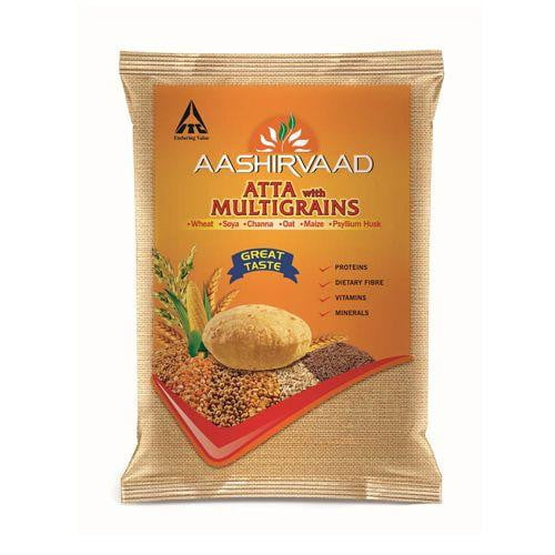 Aashirvaad Atta - Multigrains 5 Kg - Buythevalue.in