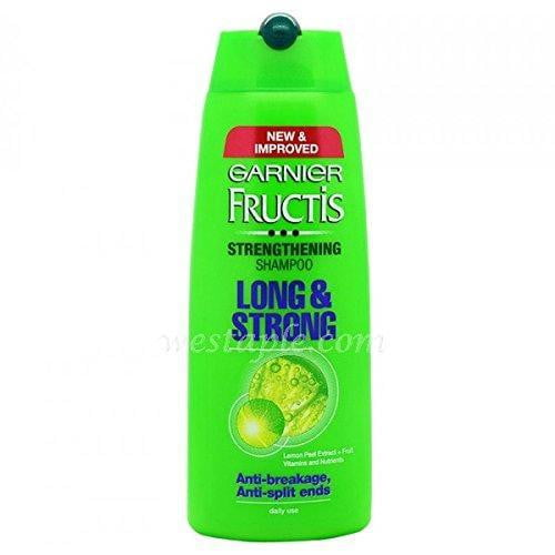 Garnier Fructis Shampoo - Long & Strong Strengthening 175 ml - Buythevalue.in