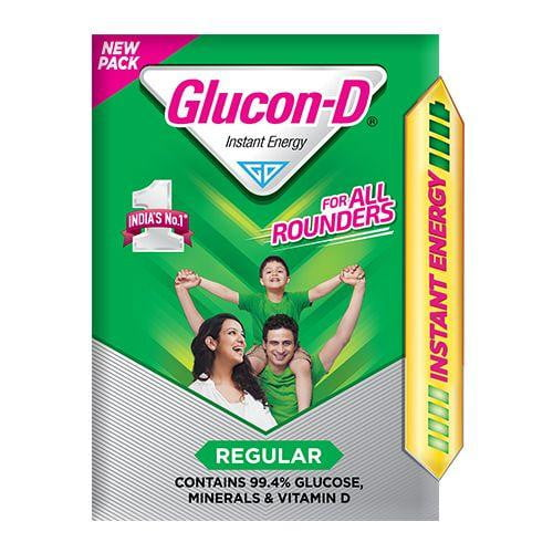 Glucon-D Beverage Mix 200 gm - Buythevalue.in