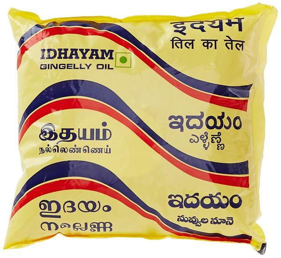 Idhayam Oil - Gingelly 500 ml - Buythevalue.in