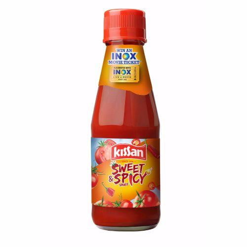 Kissan Twist Sweet & Spicy Sauce 200 gm - Buythevalue.in