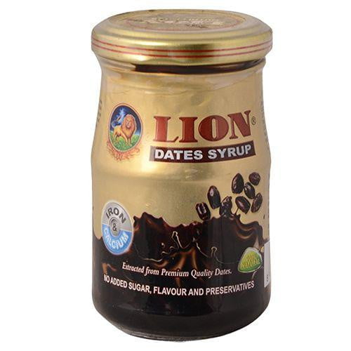 Lion dates syrup - 250 gm - Buythevalue.in