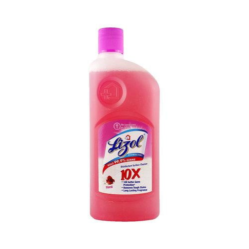 Lizol Disinfectant Surface Cleaner Floral 1 l - Buythevalue.in
