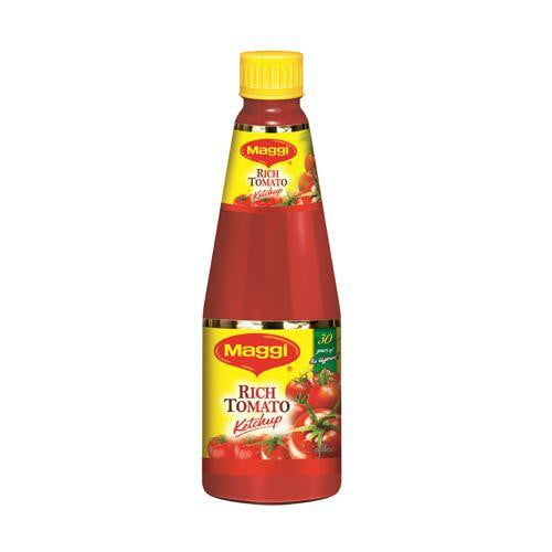 MAGGI Ketchup Tomato Bottel 1L - Buythevalue.in