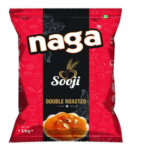 Naga Sooji 500 gm - Buythevalue.in
