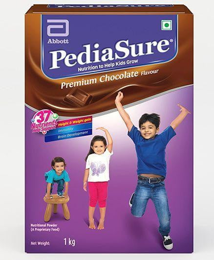 Pediasure Nutritional Powder Complete & Balanced Premium Chocolate 750 gm - Buythevalue.in