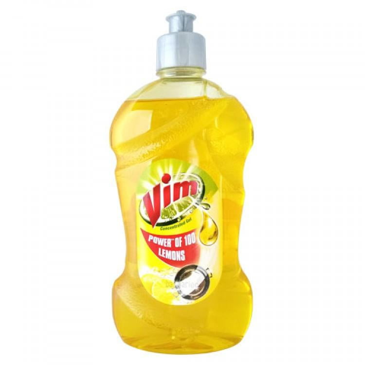 Vim Dishwash Gel Lemon 250 ml - Buythevalue.in