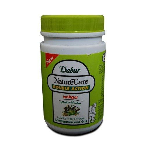 Dabur Nature Care Isabgol (Double Action) - 100gm - Buythevalue.in