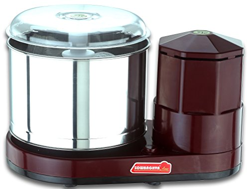 Sowbaghya Maa 2 Ltr Wet Grinder get best offers deals free and coupons online at buythevalue.in