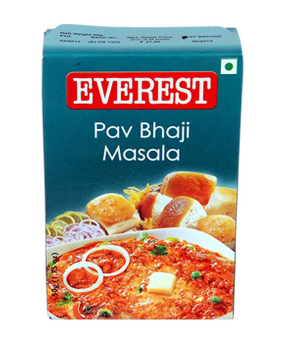 Everest Pavbhaji Masala 50 gm - Buythevalue.in