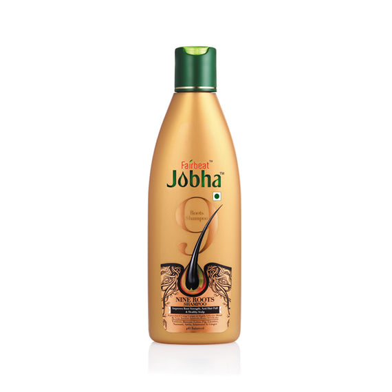 Fairbeat Jobha 9 Roots Shampoo 200 ml get best offers deals free and coupons online at buythevalue.in