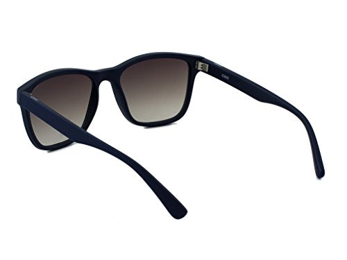 IDEE Medium (Size-56) Light Blue Mirror-Brown Square Unisex Sunglasses - IDS2353C3SG get best offers deals at buythevalue.in