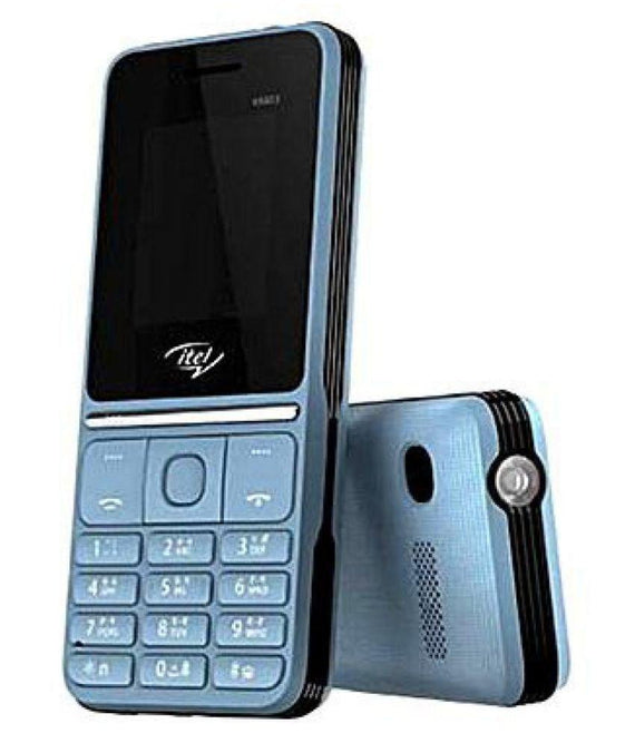Itel IT5603 Feature Phone Grey get best offers deals free and coupons online at buythevalue.in