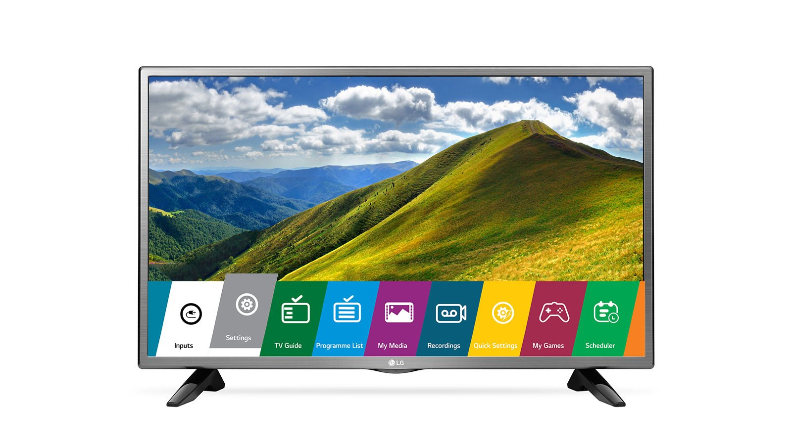 LG 80cm 32LJ522D 32 inch HD Ready LED TV get best offers deals free and coupons online at buythevalue.in