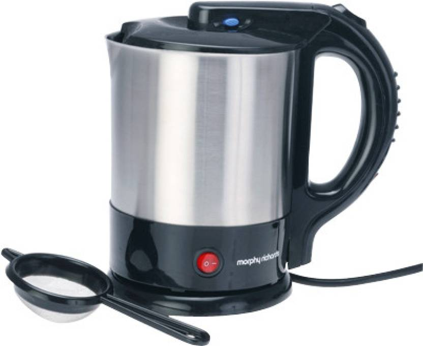 Morphy Richards 590000 Electric Kettle (1.5 L, Steel)get best offers deals free and coupons online at buythevalue.in