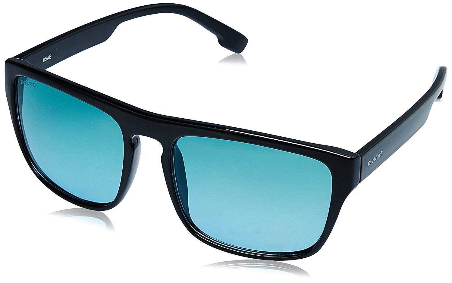 Fastrack sunglass-P264BU1(Size-56)Blue get best offers deals free and coupons online at buythevalue.in
