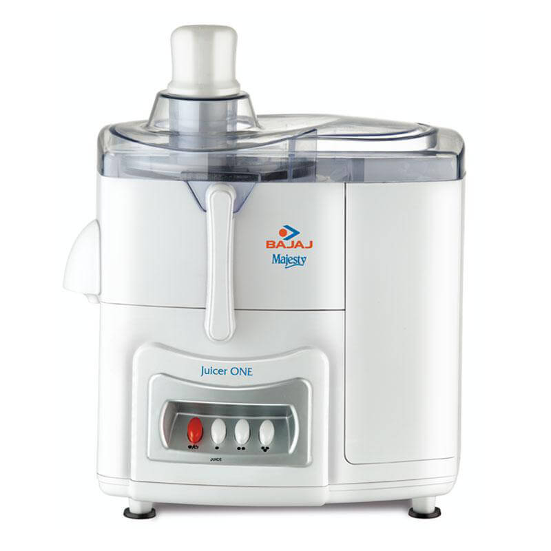 Bajaj Majesty Juicer One get best offers deals free and coupons online at buythevalue.in