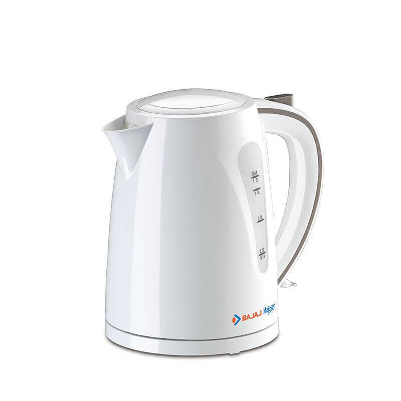 Bajaj Majesty New KTX7 1.7L Cordless Kettle get best offers deals free and coupons online at buythevalue.in