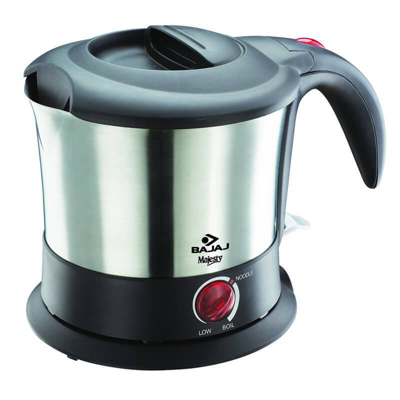 Bajaj KTX 9 1L SS Non-Strix Kettle get best offers deals free and coupons online at buythevalue.in