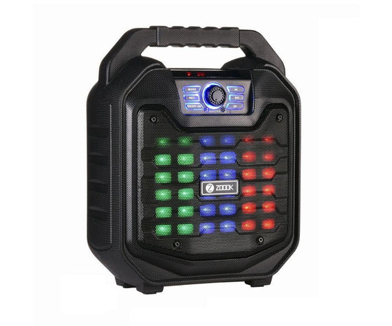 Zoook ZB-Thunder 2 Portable Entertainment Party Speaker - Buythevalue.in