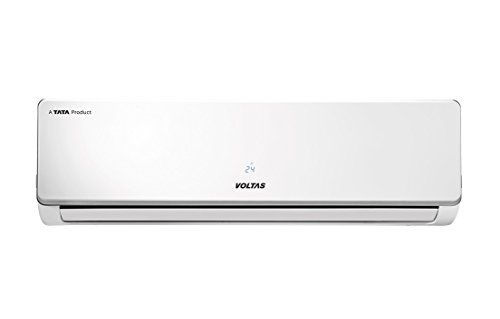 Voltas 1.5 Ton 3 Star Split AC (Copper, 183 SZS, White) get best offers deals free online at buythevalue.in